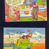Louis Dormand Comic Postcards