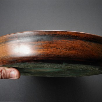 Manitowaning antique maple bowl. - Kitchen