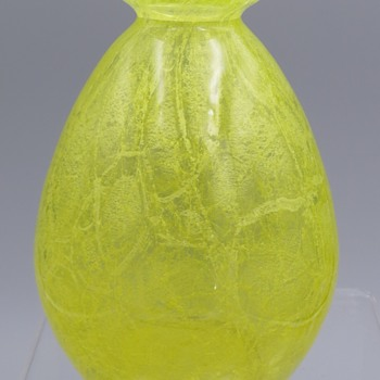 Loetz or WMF?    - Art Glass