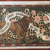 Walter Crane wallpaper by Bradbury & Bradbury
