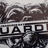 1960s San Francisco Bay GUARDIAN Underground Newspaper Retail Sign