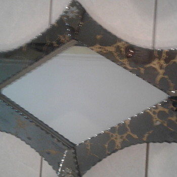Old Antique Mirror
