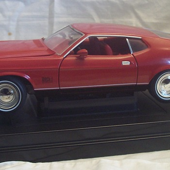 Ford Mustang Model! - Classic Cars