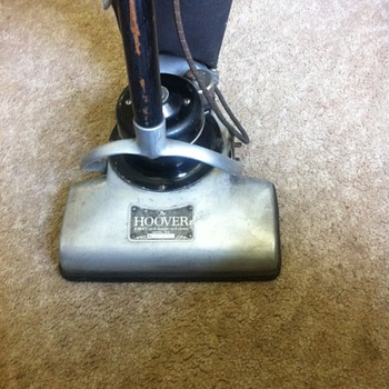1926 hoover vacuum working condition