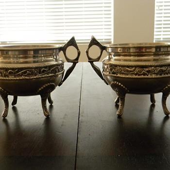 Silver pots?? - Silver