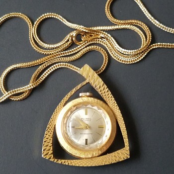Pendant Watch - Fine Jewelry