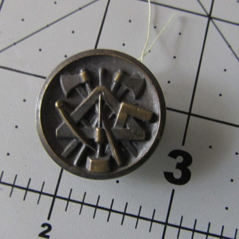 Vintage Stud Button