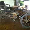 old toy bike