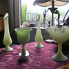 LIME SHERBET by FENTON CRYSTAL