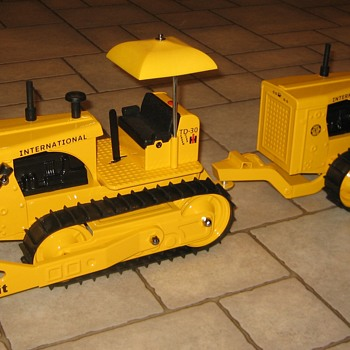 Custom International Harvester TD-30 Tandem Bulldozer
