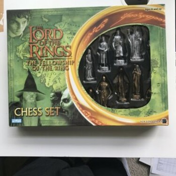 My chess boards and pieces  - Games