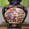 Japanese Hand Painted Vase