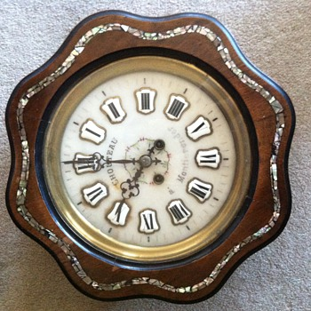 My mystery clock... - Clocks