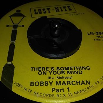 45 RPM SINGLE....#223 - Records