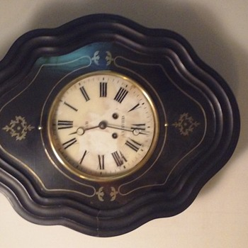 My yard sale finds for my large private collection of 78 clocks - Clocks