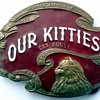 Cat House Belt Buckel