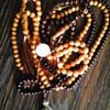 wooden prayer beads
