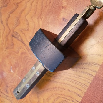 Vintage wood scribe - Tools and Hardware