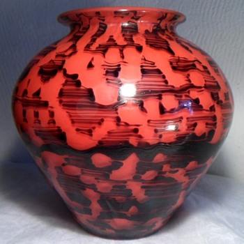"""Loetz """"Diaspora New"""" vase 1930's - Art Glass"""