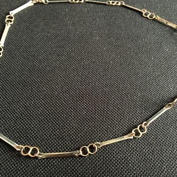 Ladies necklace  - Fine Jewelry