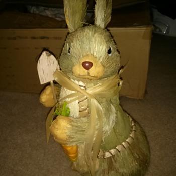 Grass Bunny Rabbits - Animals