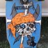 1988 vintage Zorlac Metallica board