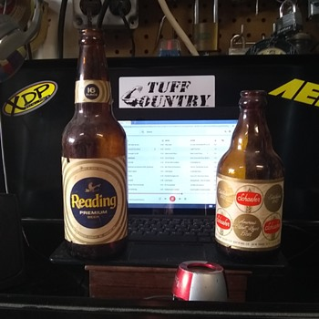 Two faves I don't see alot of - Breweriana