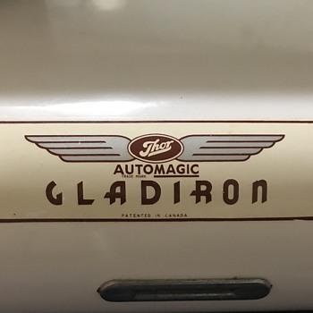 Thor Automgic Gladiron. - Tools and Hardware