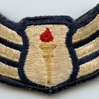 Unknown possible rank badge