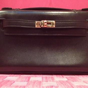 Cute vintage black purse