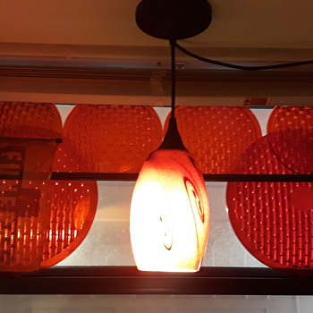 my kitchen window show - Lamps