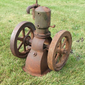 Stationary Engine - Tractors