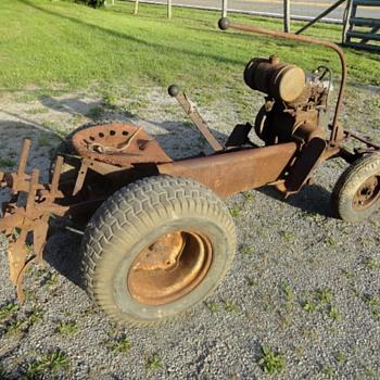 Antique Beaver Baird Tractors - Tractors