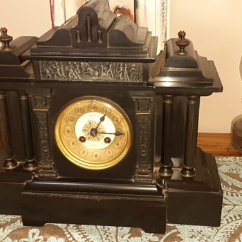 Mappin & Web Mantle Clock - Clocks