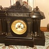 Mappin & Web Mantle Clock