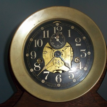Seth Thomas ship clock - Clocks