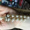 Gold chain Coro necklace