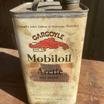 Gargoyle mobile oil cam - Petroliana