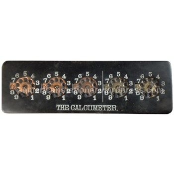 The Calcumeter - Office