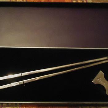 PriceQtyTotal # 15826067 - 2000 Millennium Chopsticks Year of The Dragon$5.001$5.00 - Kitchen