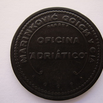 Token nitrate - World Coins