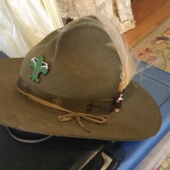 jamboree hat - Hats