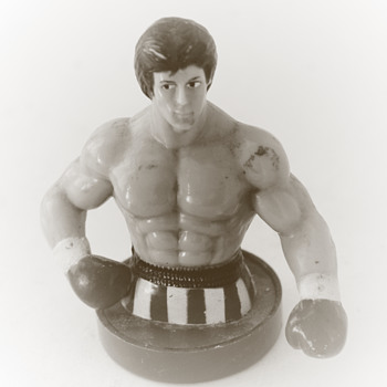 """""""Rocky"""" Character Stamper - Movies"""