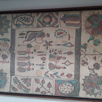Egyptian Sampler ? - Rugs and Textiles