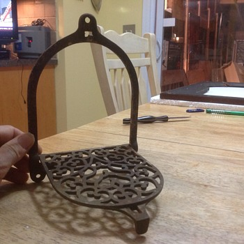 cast iron what cha na call it mailbox cover or ash door other - Tools and Hardware