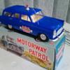 Mll ford zephyr estate patrol car.