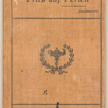 "1906 - ""Fritz auf Ferien"" - (German) - Books"