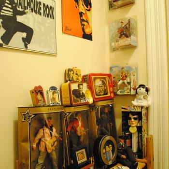 Elvis Memorabilia  - Music Memorabilia