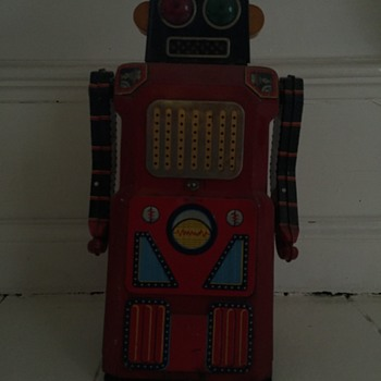 Robot  app. early `60´s - Toys