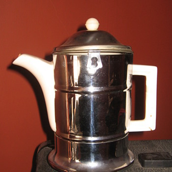 English Heatware - Art Deco